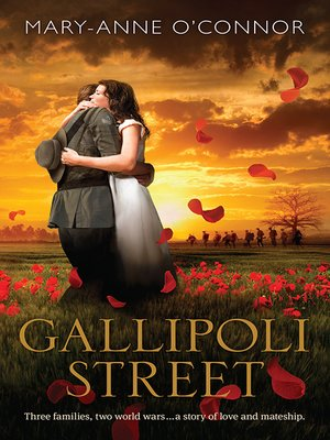 cover image of Gallipoli Street