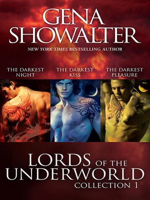 cover image of Lords of the Underworld Collection 1