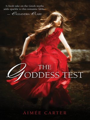 cover image of The Goddess Test