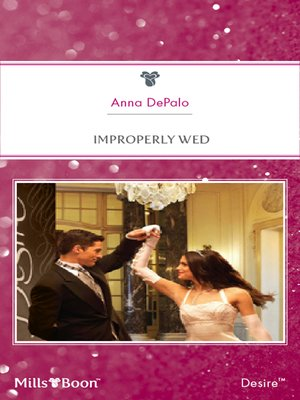cover image of Improperly Wed