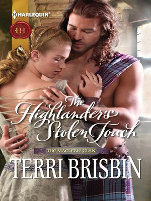 cover image of The Highlander's Stolen Touch