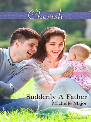 cover image of Suddenly a Father
