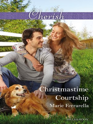 cover image of Christmastime Courtship