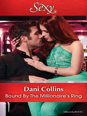 cover image of Bound by the Millionaire's Ring