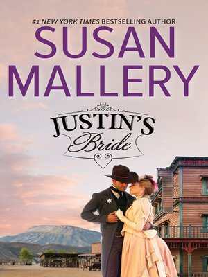 cover image of Justin's Bride