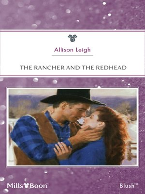 cover image of The Rancher and the Redhead