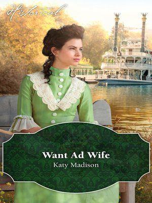 cover image of Want Ad Wife