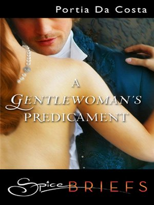cover image of A Gentlewoman's Predicament