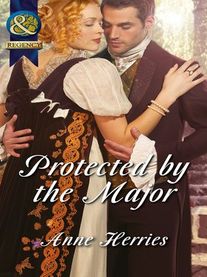 cover image of Protected by the Major