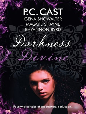 cover image of Darkness Divine
