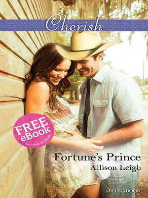 cover image of Fortune's Prince