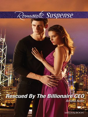 cover image of Rescued by the Billionaire Ceo