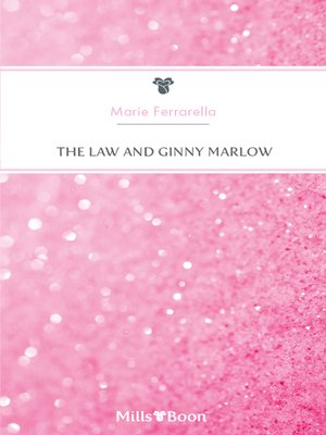 cover image of The Law and Ginny Marlow