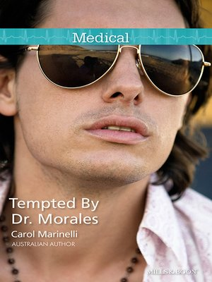 cover image of Tempted by Dr. Morales
