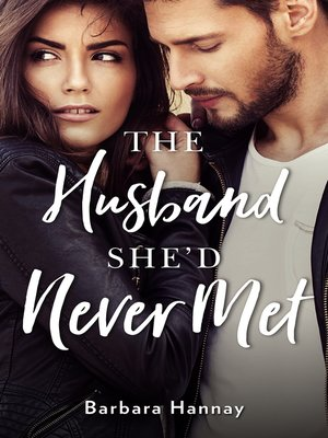 cover image of The Husband She'd Never Met