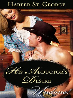 cover image of His Abductor's Desire