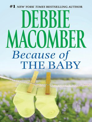 cover image of Because of the Baby