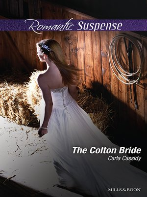 cover image of The Colton Bride