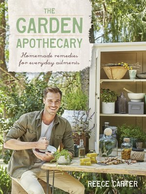 cover image of The Garden Apothecary