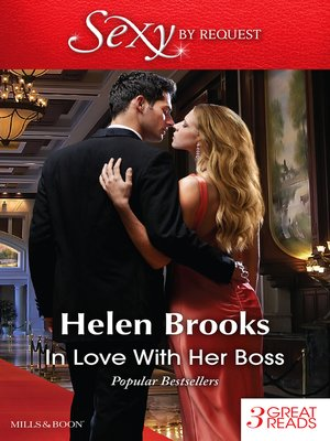 cover image of In Love With Her Boss/The Mistress Contract/A Boss In a Million/The Parisian Playboy