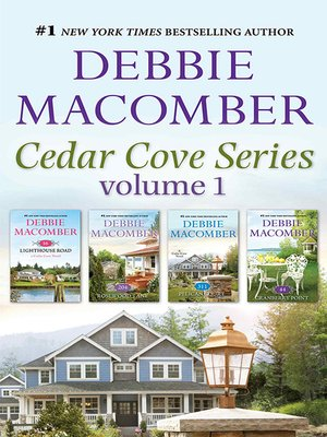 cover image of Debbie Macomber's Cedar Cove Volume 1--4 Book Box Set