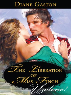 cover image of The Liberation of Miss Finch