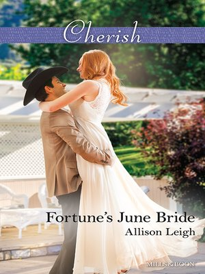 cover image of Fortune's June Bride