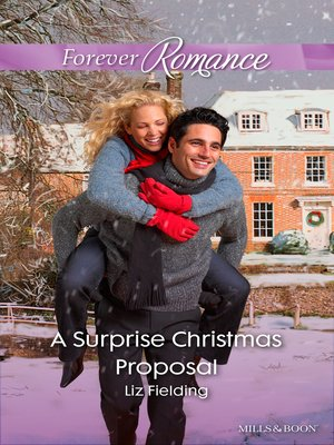 cover image of A Surprise Christmas Proposal