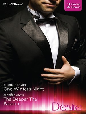 cover image of One Winter's Night/The Deeper the Passion...