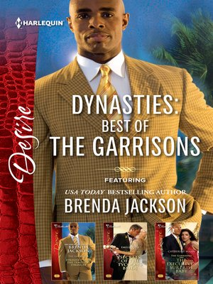cover image of Best of the Garrisons Collection--3 Book Box Set
