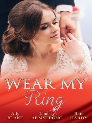 cover image of Wear My Ring--3 Book Box Set
