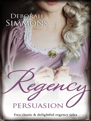 cover image of Regency Persuasion/Tempting Kate/The Last Rogue