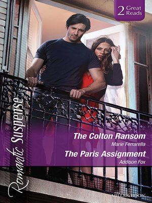 cover image of The Colton Ransom/The Paris Assignment