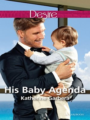 cover image of His Baby Agenda