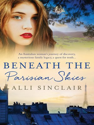 cover image of Beneath the Parisian Skies