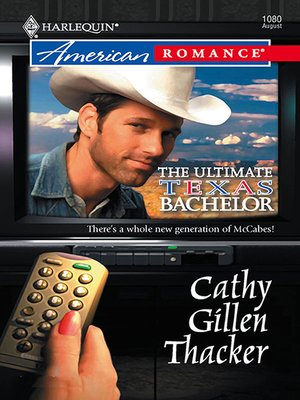 cover image of The Ultimate Texas Bachelor