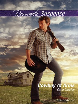 cover image of Cowboy At Arms