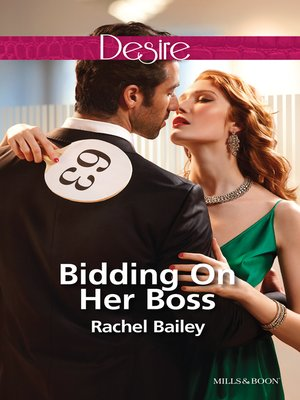 cover image of Bidding On Her Boss