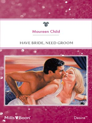 cover image of Have Bride, Need Groom
