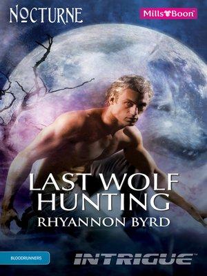 Pdf last wolf standing