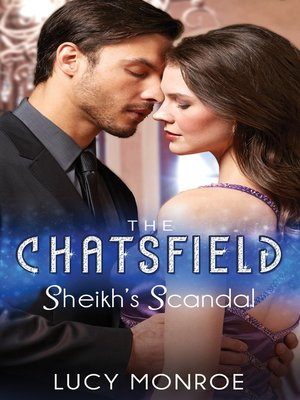 cover image of Sheikh's Scandal