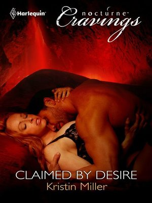 cover image of Claimed By Desire