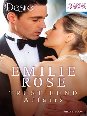 cover image of Trust Fund Affairs/Paying the Playboy's Price/Exposing the Executive's Secrets/Bending to the Bachelor's Will