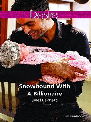 cover image of Snowbound With a Billionaire