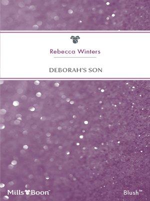 cover image of Deborah's Son