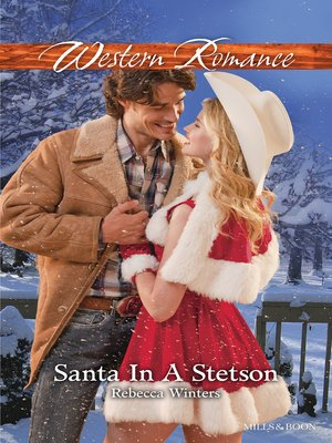 cover image of Santa In a Stetson