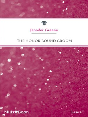 cover image of The Honor Bound Groom