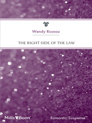 cover image of The Right Side of the Law