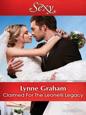 cover image of Claimed For the Leonelli Legacy