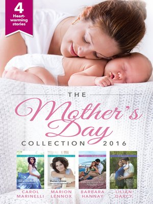 cover image of Mother's Day Collection 2016--4 Book Box Set